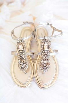 Summer sandals!  Veryyyy cute!