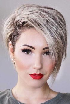 97 Best Pixie Haircut Looks for Summer, Runway Inspired Spring 2018 Hair Trends, 34 Latest Long Pixie Cuts You Ll Love for Summer Summer Hair Styles 2018 2019 Hair Wentworth, 30 Trendy Pixie Hairstyles Women Short Hair Cuts Popular. Pixie Haircut For Thick Hair, Short Hairstyles For Thick Hair, Short Pixie Haircuts, Pixie Hairstyles, Curly Hair Styles, Hairstyle Short, Wavy Pixie, Women Pixie Haircut, Pixie Haircut For Round Faces