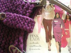 pink lady wool  http://adrianagaetano.blogspot.it/