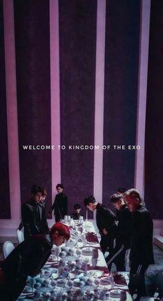 New Exo Aesthetic Wallpaper Lyrics Ideas Kpop Exo, Exo Chanyeol, Lay Exo, Kyungsoo, Aesthetic Backgrounds, Aesthetic Wallpapers, K Pop, Exo Monster, Baekhyun Wallpaper