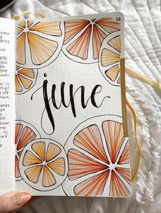 30 June Bullet Journal Ideas You'll Love
