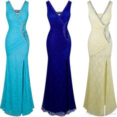 2016 New Arrival Angel Fashions Women V Neck Flexible Lace Split Ruffled Beading Prom Dress Evening Gown A 232be Kids Prom Dresses Uk Lulu Prom Dresses From Mandyfashion, $43.42| Dhgate.Com