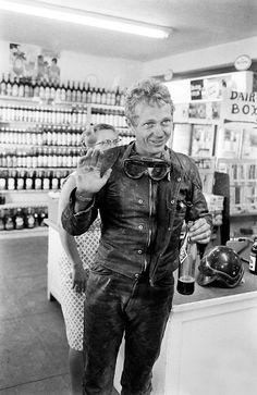 20th-century-man:  Steve McQueen