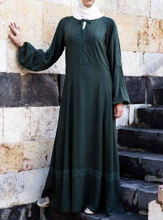 SHUKR USA | Tayyiba Lace Dress
