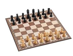 Jaques 35 inch Chess Set with Cardboard  Linen Board -- Check this awesome product by going to the link at the image.