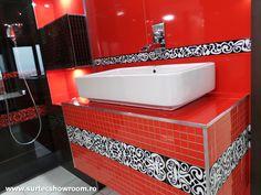 Lavoar pe blat: Roca Element Bathtub, Black And White, Bathroom, Standing Bath, Washroom, Bathtubs, Black N White, Bath Tube, Black White