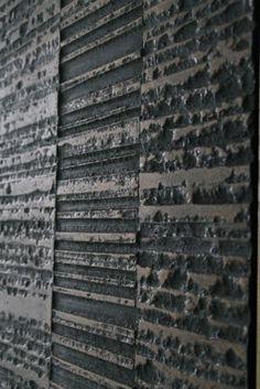 Forms + Surfaces Bronze Architectural Panel | Sjae Alexandre :: Seductive Living
