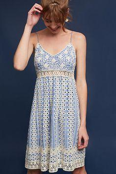 Payal Jain Emilia Embroidered Dress