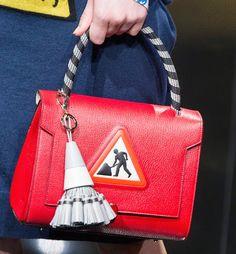 Anya Hindmarch Falll 2015 Traffic Sign Bag Collection
