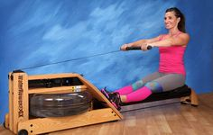 The 15-Minute Rowing Machine Workout That Revs Your Metabolism