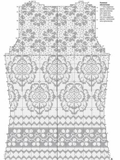 Crochet Diagram, Crochet Chart, Filet Crochet, Hand Crochet, Crochet Top, Baby Knitting Patterns, Knitting Stitches, Crochet Patterns, Princess Style