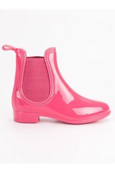 Ružové gumáky pre dievčatá CnB Puma Fierce, Chelsea Boots, High Tops, Tommy Hilfiger, High Top Sneakers, Ankle, Shoes, Fashion, Moda