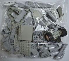 Lego Random Pieces of Used Lego Parts, Bulk Lego Lot Sku 15-25 #ebay #deals