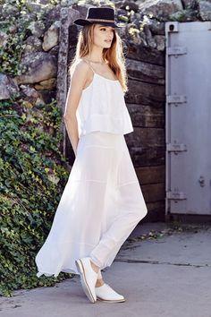 KALIVER SS16 OPTIC // #bride #bridal #bridesmaids #engagement #relaxed #modern #white #kaliver #SS16 #fashion #inspiration #wedding #engagementparty