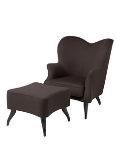 GUBI // Bonaparte Lounge Chair By Gubi Olsen