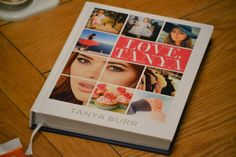 UK Lifestyle and Beauty Blog: Love, Tanya - Tanya Burr Cookies and book review.