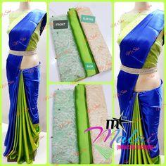 Satin Saree, Silk Satin, Silk Sarees, Blouse Designs, Silky Touch, Clothes For Women, Elegant, Bollywood, Smooth