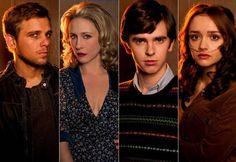 Com atores de peso, elenco de Bates Motel é sucesso entre os ...