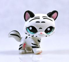 Littlest Pet Shop Cat Collection Child Girl Figure Toy Loose Rare LPS584