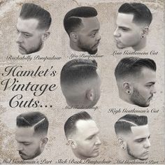 fade ~ undercut ~ taper ~ men's haircut ~ trend