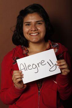 Joyful, Briselda Alonso, Estudiante, UANL, Monterrey, México