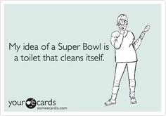 Unless of course the Packers are playing.  Then it's a different story =)