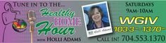 Healthy Home Hour - Heal Your Grief at The Respite: A Centre for Grief and Hope (9-15-12)