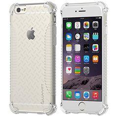 iPhone 6 Case, LUVVITT® CLEAR GRIP iPhone Air Case / 4.7 inch Screen | Soft Slim Transparent TPU Clear Case / Bumper Cover ( Does NOT fit iPhone 5 5S 5C 4 4s or 5.5 inch screen) - Clear Luvvitt http://www.amazon.com/dp/B00JYKGAC4/ref=cm_sw_r_pi_dp_UgCVub0YVXJ1Y