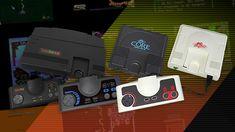 The mini (North America) / PC Engine CoreGrafx mini (Europe) / PC Engine mini (Japan) will launch on March 2020 for yen… Turbografx 16, Crt Tv, Pc Engine, Mini Pc, American Version, Japanese Market, Computer Repair, New Adventures, Tech News