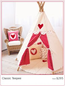 Tipi tent is a very popular children's playhouse, which you can do yourself. Initially the tipi tents were used by[. Girl Room, Girls Bedroom, Bedroom Ideas, Diy For Kids, Crafts For Kids, Teepee Kids, Teepees, Baby Teepee, Teepee Tent