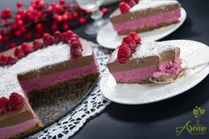 Raw Cake, Raw Vegan, Raw Food Recipes, Cheesecake, Desserts, Tailgate Desserts, Deserts, Raw Recipes, Cheesecakes