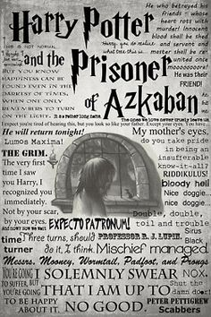Harry Potter and the Prisoner of Azkaban (Book 3 in the Harry Potter Series)