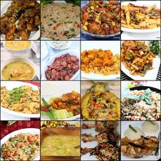 IndoChinese Recipes-A Collection Of Easy Indo-Chinese Dishes | Cooking With Thas