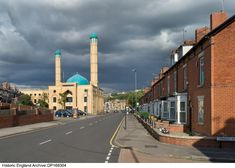 Historic England Archive Content Has Moved Islamic Centre, Madina, Mosques, Sheffield, Taj Mahal, British, England, Street View, Collections