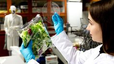 Scientists from Lithuania have come up with another new use of ionic silver, and it's quite astonishing. They've developed a new, completely natural and biodegradable food packaging 'plastic' that not only keeps food fresher, longer, but also saves lives by helping stop the spread of food poisoning pathogens. Here's the straight scoop on this exciting new innovation you won't hear anywhere else.