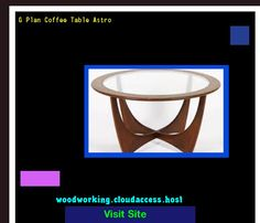G Plan Coffee Table Astro 073957 - Woodworking Plans and Projects!