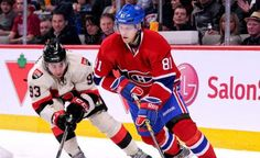 """I'm very happy to be a Canadien for the next four years. This is the place I…"