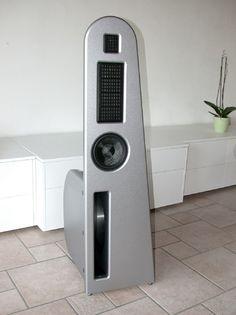 activ Audio RU-500 open baffle speakers.