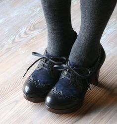 ZULI NAVY :: SHOES :: CHIE MIHARA SHOP ONLINE