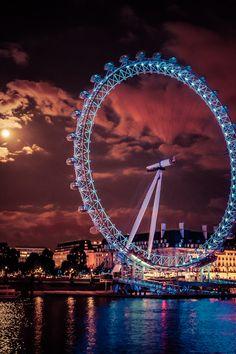 The London Eye, Lambeth