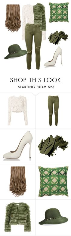 """""""Untitled #102"""" by acdclover24 ❤ liked on Polyvore featuring A.L.C., Current/Elliott, Dsquared2, Bobbi Brown Cosmetics, Jaipur, Alice + Olivia and Betmar"""