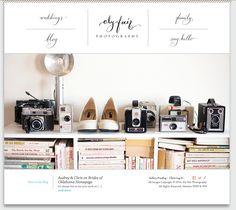 Website design, www.elyfairphotos.com
