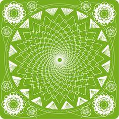 Xavi Palouzié #threefivefifty #02 #sticker #3550 #design #ilustration #green #barcelona Beach Mat, Barcelona, Outdoor Blanket, Sticker, Green, Design, Barcelona Spain, Stickers