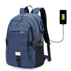 87f8edb6a9b5c5 Fashion Men Chest Bag Pack With Usb Charging Anti-Theft Waterproof Shoulder  Sling Bag Women Casual Crossbody Bag Messenger Bag