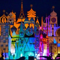 it's a small world after all. #disneyland (photo: @wesandjoy) - @Christine Smythe Peck Hardy #webstagram