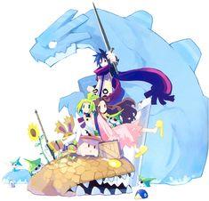 Phantom Brave: Promotional Art