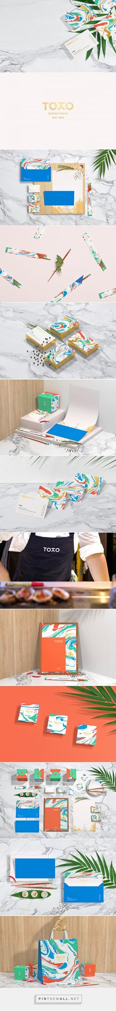 Toko Downtown. Dubai on Behance... - a grouped images picture - Pin Them All