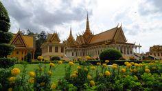 Phnom Penh, Cambodia - Palace