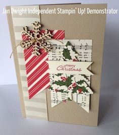 Christmas Card by tealeaf1 - Cards and Paper Crafts at Splitcoaststampers