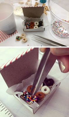 Tiny donuts: The making of the Chronicle Books holiday video